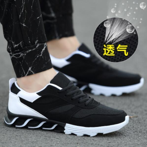 Mens Sports Sneakers Casual Trainners Athletic Running Tennis shoes Breathabke T