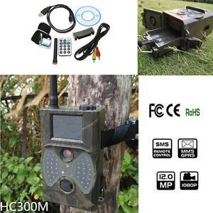 mouvement la cam ra chasse activ appareil photo vid o hunting game 2g gsm mms ebay. Black Bedroom Furniture Sets. Home Design Ideas
