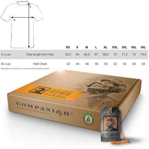 RMH 0201 Damen Bio-Baumwolle Luxury Basic T-Shirt COMPANIEER Schwarz Organic ...