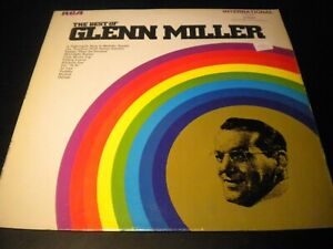 The-Best-Of-Glenn-Miller-Vol-3-Vinyl-Record-LP-Album-INTS-1002