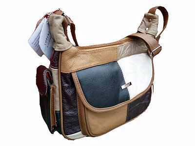Echtleder Damen Handtasche Mädchen Leder schulter-handtaschen Tasche 2282