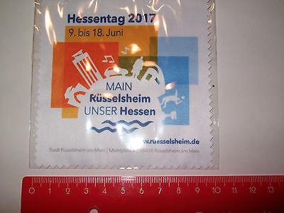 Diplomatisch Brillenputztuch Rüsselsheim
