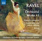 Orchesterwerke Vol.1 von Orchestre National de Lyon,Leonard Slatkin (2012)