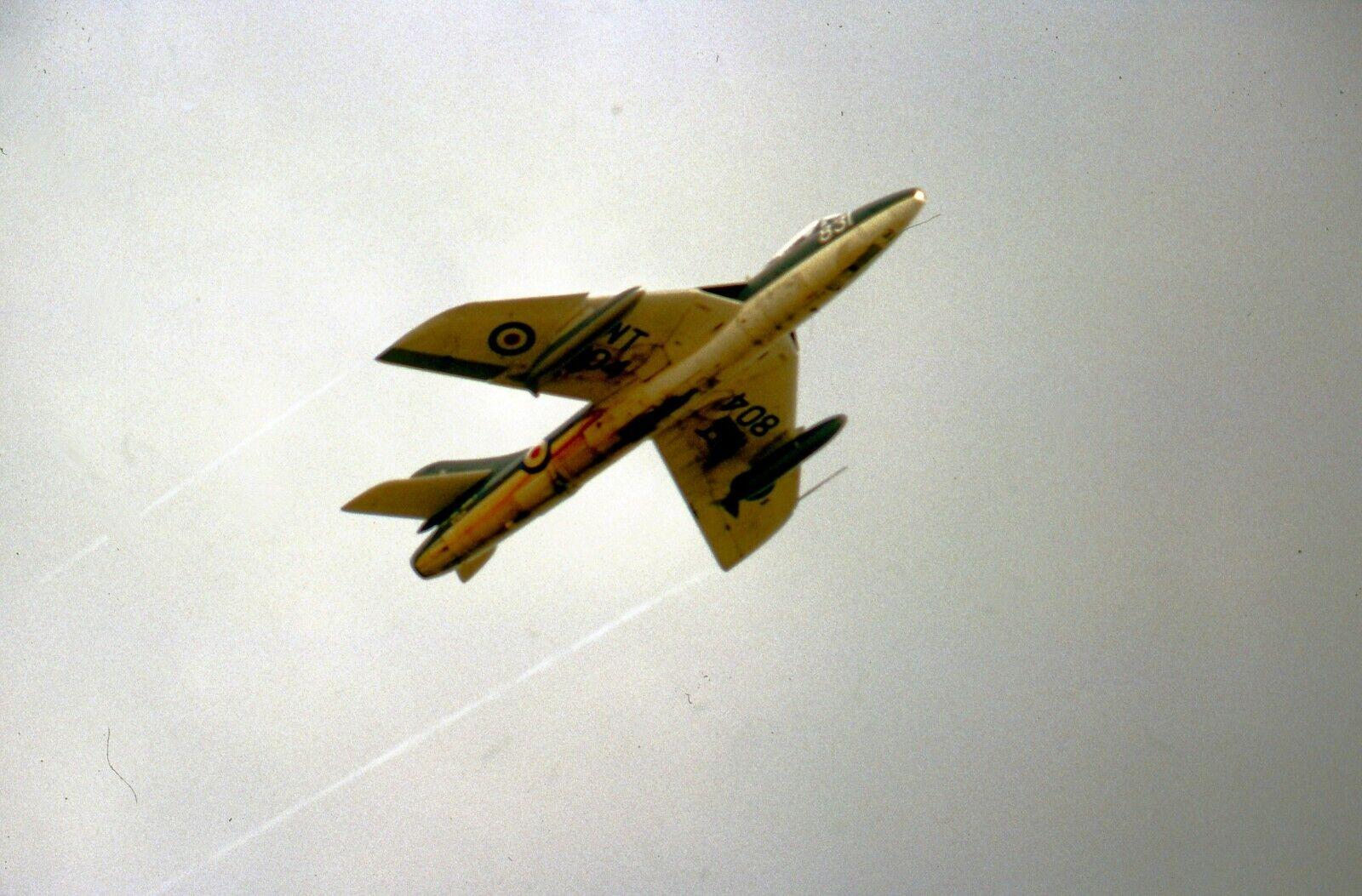 FLEET AIR ARM Hawker Hunter WT804 OF 738 NAS    Photo Print EXCLUSIVE