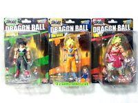 Bandai Dragon Ball Z Shodo NEO World Fun Action Figure (Son Goku Broly Bardock)