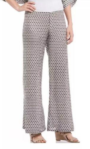 M in pantaloni Print gamba Nwt Xl larga Oscar L seta 168 Walker Geo Bryn qEwP1T8XnE