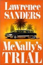 BUY 2 GET 1 FREE McNally's Trial by Lawrence Sanders (1995, Hardcover)