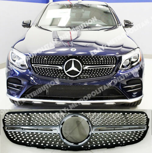 Mercedes Glc ; Coupe,x253 c253 AMG GLC43 GLC63 Aspecto,Diamante Reja GLC220D,