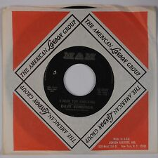 DAVE EDMUNDS: I Hear You Knocking / Black Bill MAM '70 Rock 45 NM-