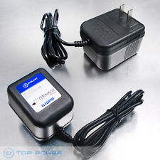 Fit Alesis Micron Synthesizer Power Supply Cord 9v Charger AC AC ADAPTER CHARGER