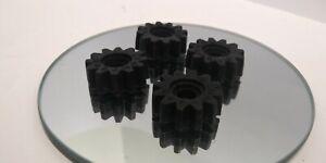 4-New-Black-Schaper-Stomper-ROCK-CRUSHER-Truck-TIRES-Handmade
