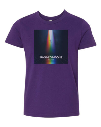 Imagine Dragons Evolve Custom Youth T-Shirt Kids Tee Unisex Brand New Colors