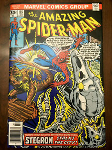 AMAZING-SPIDER-MAN-165-Ross-Andru-1977-HIGH-GRADE-BRONZE-AGE