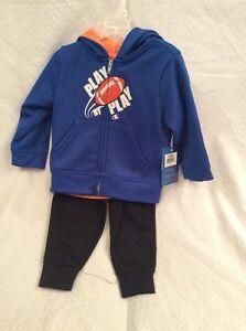 cc2d65a4d New Champion Baby/Toddler Boys 3 Piece Sweatsuit Size 2T Color Blue ...