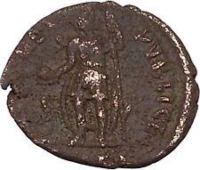 Julian II as Caesar with globe & spear 355AD RARE Ancient Roman Coin i42678