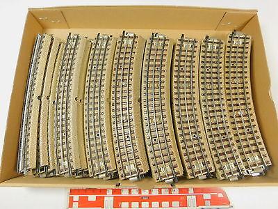 Qualità Al 100% Ar520-2# 42x Märklin H0/00/ac Pezzo Di Binario Curvo M-binario Per 3600/800 Molto Bene-mostra Il Titolo Originale Prestazioni Affidabili
