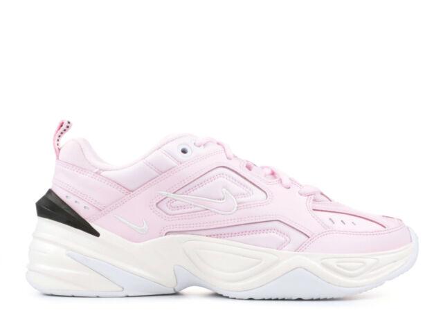 Ao3108 600 Nike M2k Tekno Pink Foam White Phantom Black Retro Size 10 Womens