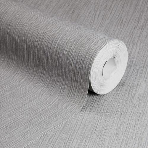 Anaglypta Vynaglypta Sable Grey Plain Luxury Vinyl Textured Wallpaper RD463