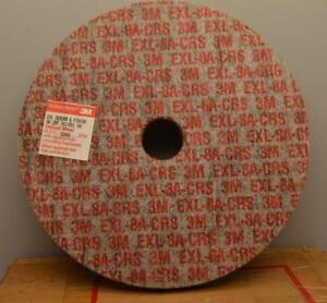 3M 1//2 in x 1//2 in x 1//16 in 2S FIN 15840 EXL Unitized Wheel