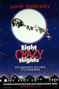 Eight Crazy Nächte (Zweiseitig Advance) Original Filmposter