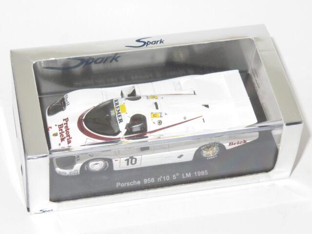 Porsche 956 BP 24h Le Mans 1983  Henn Schlesser Ballot-Lena  1:43 Spark 7503 NEU