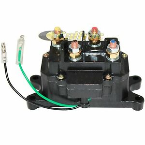 winch solenoid switch fits can am outlander 650 4x4 xt xtp. Black Bedroom Furniture Sets. Home Design Ideas