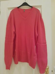 United Colors of Benetton Herren Sweater L//S Pullover