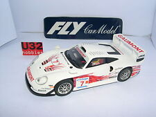 FLY COLECCION CRIN PORSCHE 911 GT1 EVO #7 BGTC 1969 MINT UNBOXED LTED.ED.