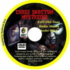 Inner Sanctum Mysteries - 149 Old Time Radio Shows OTR Mp3 Audio DVD Macabre