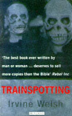 Trainspotting, Irvine Welsh | Paperback Book | Good | 9780749396060