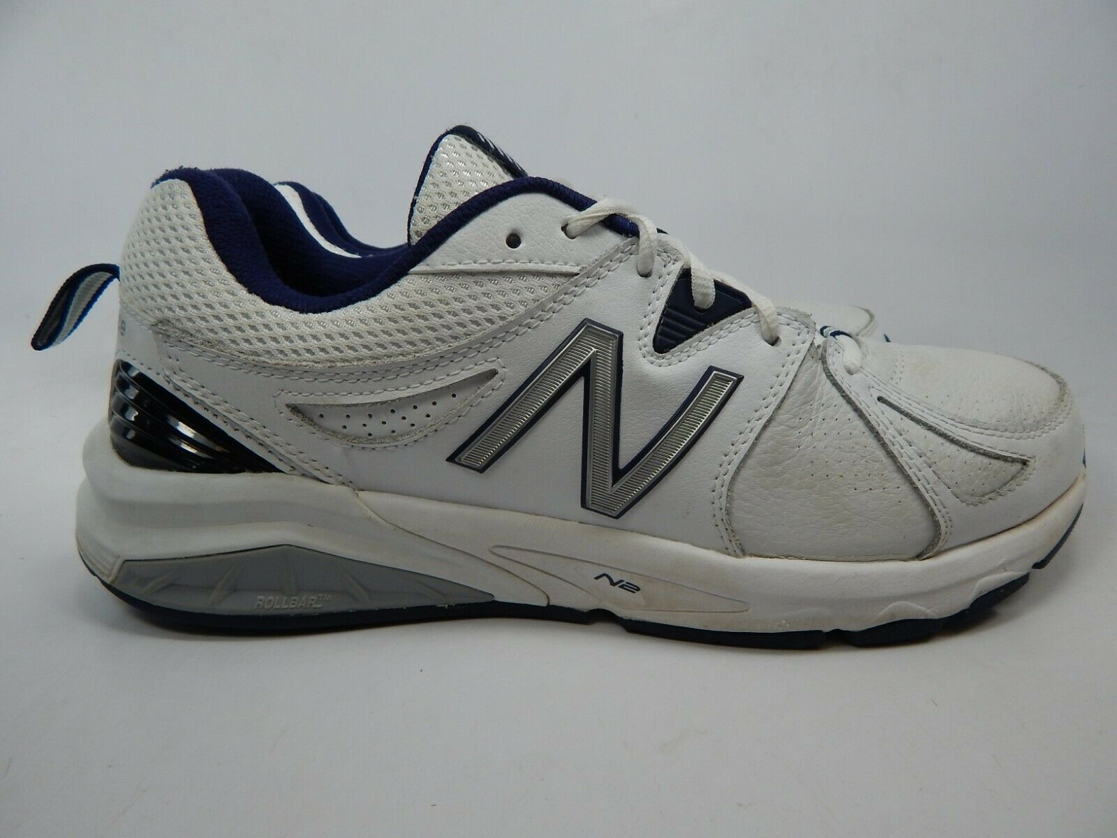 New Balance 857 v2 Size US 10 M (D) EU 44 Men's Training shoes White MX857WN2