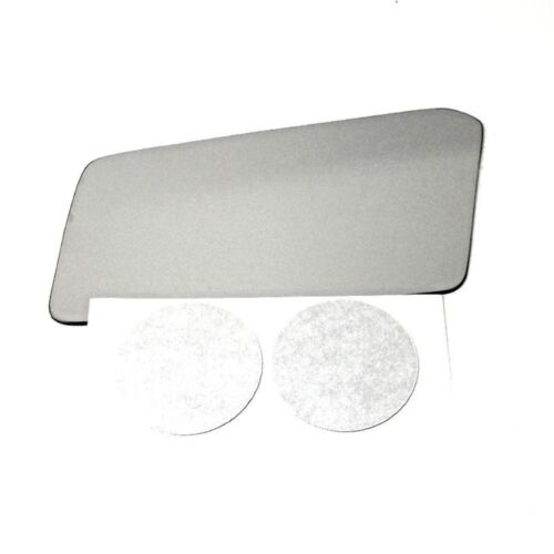 83-84 Tercel 85-88 Nova Left Driver Mirror Glass 3 Options Fits 80-87 Corolla