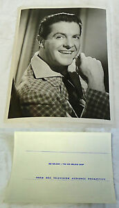 1950s-NBC-Presser-Photo-Bob-Cummings-Show