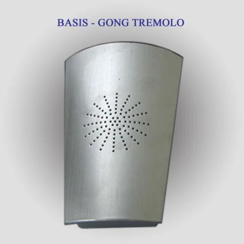 Base-Gong tremolo extensible pour Funkgong module DÜWI mélodies Gong multiple