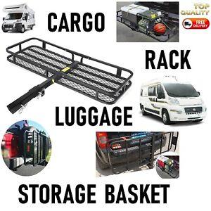 Cargo-Carrier-Motorhome-TRUCK-4X4-Storage-Rack-Tow-Bar-Trailer-Self-build-Camper