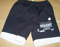 Vintage black  Orlando Magic Shaquille O'neal era NBA basketball short sz L/32