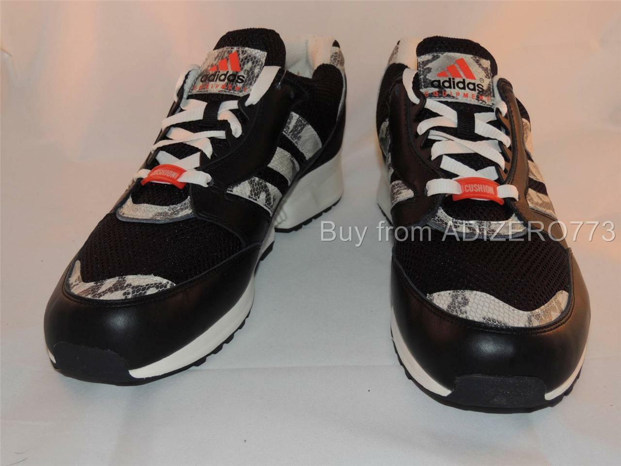 Adidas Equipment Running Support Snakeskin M25764 Black White Fauz Snakeskin Support Print e090b2