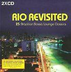 Rio Revisited by Various Artists (CD, Apr-2008, 2 Discs, Varèse Sarabande (USA))