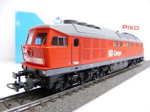 Piko-Expert-h0-52762-diesellok-br-232-6-achsig-232-221-2-DB-AG-nuevo-con-embalaje-original