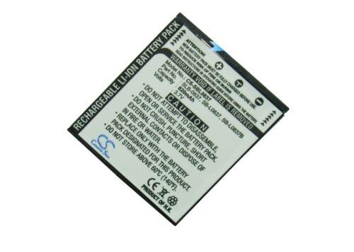 Digimax L80 Calidad Celular Nuevo Premium batería para Samsung Digimax Nv15