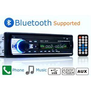 Bluetooth-Car-Stereo-Radio-In-dash-1-Din-FM-Aux-Input-Receiver-SD-USB-MMC