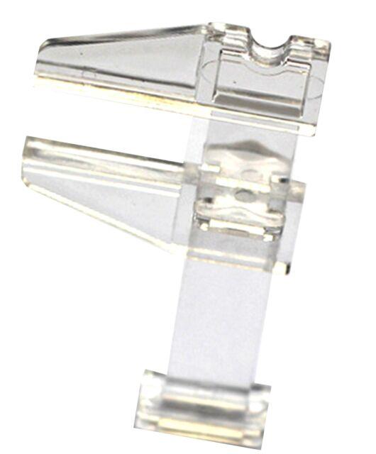 Pinchklemme, Clear- für die perfecte C-Kurve.Acryl &Gel