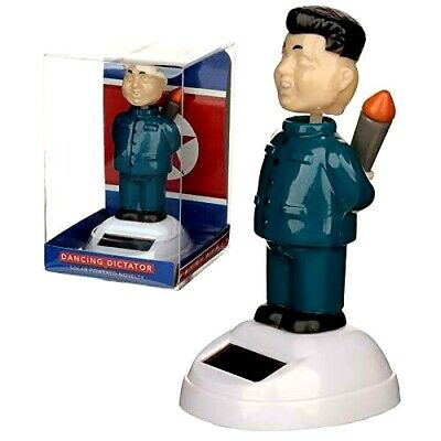 Dancing Pope Francis Solar Pal Novelty Solar Powered Moving Toy by Puckator