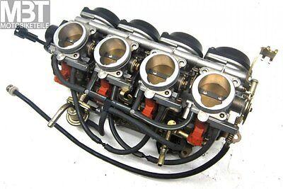Yamaha YZF-R6 RJ09 Einspritzanlage fuel injection Einspritzer Bj.04-06