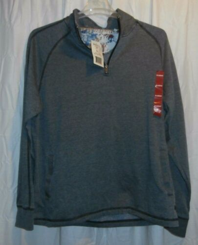 Men/'s Margaritaville 1//4 Zip Light Pullover Sweater NWT ~ Choice of Color ~ XL