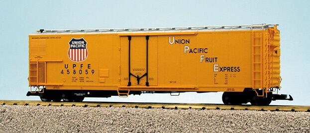 USA Trains G Escala 50' mechnanical hierba R16712 Union Pacific-Amarillo/Plata