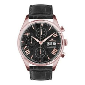 Chronograph-Watch-Men-039-s-Lorenz-Collection-1934-030110EE