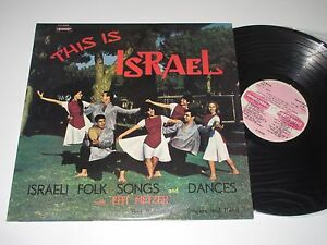 LP/THIS IS ISRAEL/EFFI NETZER/MM 30200 FOC ISRAEL