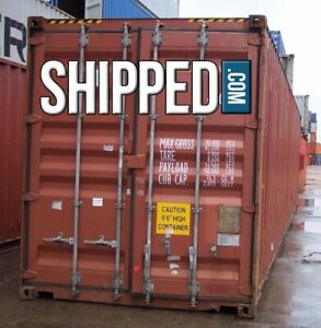 Shipping Containers For Sale Ebay >> Details About Sale 20 Used Shipping Container Any Storage In Champaign Illinois