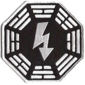 LOST-ecusson-avec-scratch-Dharma-Station-Flash-Dharma-station-hook-amp-loop-patch